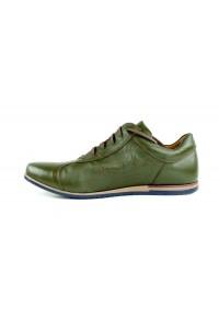Olive scarpe urbane